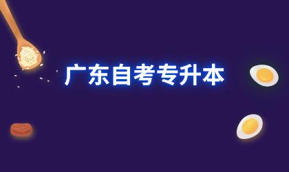 广东自考专升本